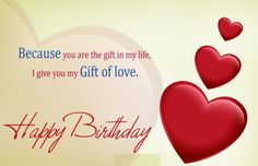 Birthday Wishes Messages - Happy Birthday Wishes Images Birthday Wishes For Fiance, Special Happy Birthday Wishes, Birthday Message To Myself, Happy Birthday Wishes Messages, Birthday Greetings For Boyfriend, Birthday Wishes For Lover, Birthday Qoutes, Romantic Birthday Wishes, Birthday Wish For Husband