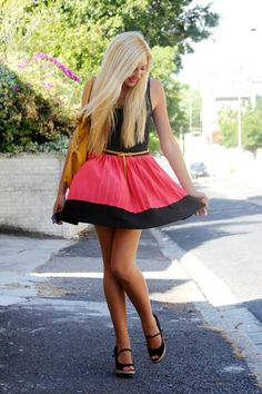 Cute summer outfit! :)