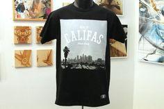 Califas Tee (black)