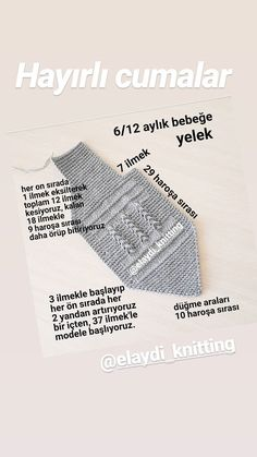 Fixed instagram stories from REKLAM VE TANITIM ICIN DM👍 (@elaydi_knitting)   Instagram photos, videos, highlights and stories Low Skin Fade, Baby Knitting Patterns, Hand Knitting, Hairstyle Trends, Baby Vest, Cross Stitch Designs, Travel Size Products, Instagram Story, Crochet Baby