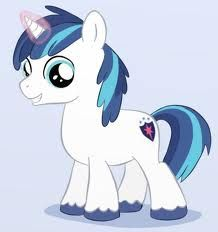 Shining Armor Filly