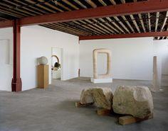 Noguchi Museum in Long Island City, Queens, NY Isamu Noguchi, Long Island City, Selling Art, Sculpture Art, Sculpture Projects, The Neighbourhood, Pergola, Artsy, Design Inspiration