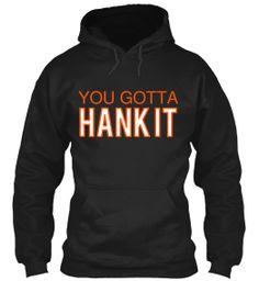 Justin Moore Hank It Black Hoodie