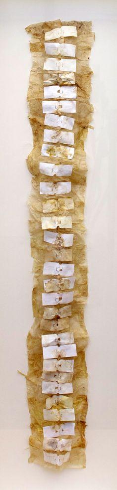 Amelis Epp - Cord (Used Tea Bags)