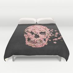A Beautiful Death  Duvet Cover by Terry Fan - $99.00