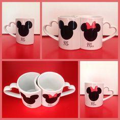 Love couple mugs