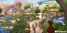Thinkwell's Dave Cobb - Theme Park Nerdity and Jurassic Dreams http://www.blooloop.com/Article/Thinkwell-s-Dave-Cobb-Theme-Park-Nerdity-and-Jurassic-Dreams/337#