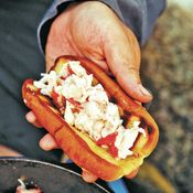 Ben Sargent '00 was recently featured on NPR for his lobster roll recipe.