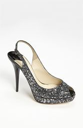 Love the Glitter and the Color!   Jimmy Choo 'Clue' Slingback Pump (Nordstrom Exclusive)