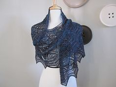Ravelry: Take Flight! pattern by Kristi Holaas (fingering weight)