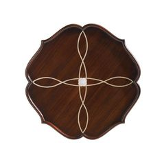 Caracole Open End-Ed Accent Tables Caracole Furniture, Table Furniture, Center Table, Neoclassical, Dark Wood, Adjustable Shelving, Cool Designs, Contemporary, Occasional Tables