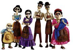 Coco: muertos, mariachis y 'bad hombres' en la nueva película de Pixar | Papel | EL MUNDO #mexico