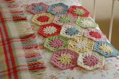Serendipity Patch: Crochet