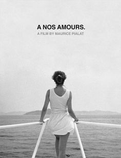 À Nos Amours (To Our Loves) The film is a character study focusing on Suzanne, a promiscuous fifteen-year-old Parisian, played by Sandrine Bonnaire. Despite her age, Suzanne engages in a number of affairs in reaction to her miserable situation at home. Maurice Pialat won the Prix Louis Delluc for this film in 1983 and the César Award in 1984 for Best Film. Sandrine Bonnaire was also awarded the César Award in 1984 for Most Promising Actress for her work in the film.