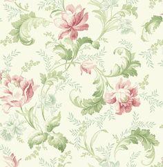 Wallquest wallpaper Beautiful Jacobean