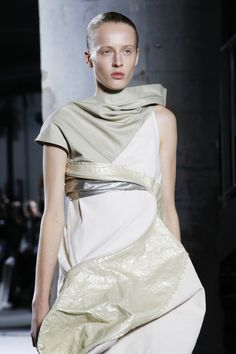 Rick Owens Spring 2016 Ready-to-Wear Accessories Photos - Vogue