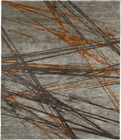 Brule A Hand Knotted Tibetan Rug from the Tibetan Rugs 1 collection at Modern Area Rugs