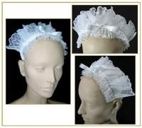 Maid's Lace Headpiece, Style #0375