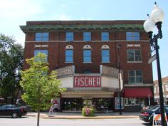 Fischer Theatre, Danville, Illinois