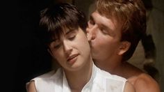 """Unchained Melody"" is a 1955 song with music by Alex North and lyrics by Hy Zaret. North used the music as a theme for the little-known prison film Unchained. Dirty Dancing, Best Songs, Love Songs, Good Music, My Music, Ghost Film, Elvis Presley, The Righteous Brothers, Princess Diana Funeral"