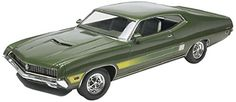 Pre-Built Model Ground Vehicles - RevellMonogram 1970 Ford Torino GT 2in1 Car Model Kit -- To view further for this item, visit the image link.