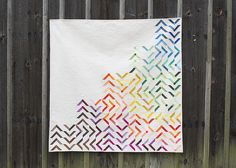Big Top Quilt ~ Modern Quilts, Traditional Inspiration Challenge