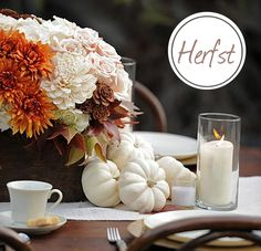 Bonjaro: Herfst decoratie