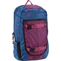 Timbuk2 Bender Laptop Backpack - Night Blue/Village Violet/Mulberry Purple - via eBags.com!