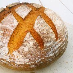 Glutenfritt - Naturligvis: Gluten og melkefritt Gulrotbrød