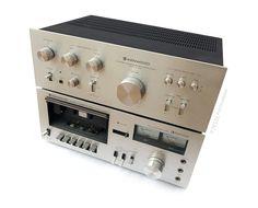 Cassette Deck  #kenwood  #vintage