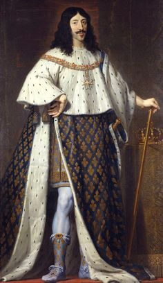 Louis XIII (27 September 1601 – 14 May 1643) was a monarch of the House of Bourbon who ruled as King of France from 1610 to 1643 and King of Navarre (as Louis II) from 1610 to 1620, when the crown of Navarre was merged to the French crown.