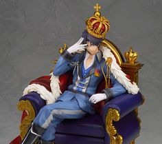 The New Prince of Tennis PVC Figur 1/8 Keigo Atobe 23 cm  Prince of Tennis - Hadesflamme - Merchandise - Onlineshop für alles was das (Fan) Herz begehrt!