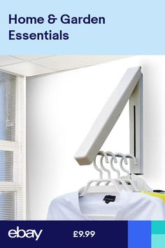 25 Best Wall Mounted Clothes Drying Rack Images Clothes