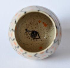 Mark Smalley. Sake cup.