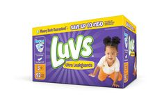 Who likes saving money on diapers? Then #SharetheLuv and discover 2 Great Ways To Save Money on Luvs diapers! #ad
