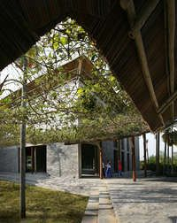 Cam Thanh Community House on Architizer