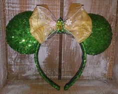 Hey, I found this really awesome Etsy listing at https://www.etsy.com/listing/270285136/tinkerbell-inspired-ears