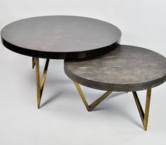 Table Center Console Tables Side Frances O Connor Forward