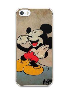Capa Iphone 5/S Mickey Mouse #3 - SmartCases - Acessórios para celulares e tablets :)