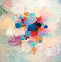 """Saatchi Online Artist Sandy Dooley; Painting, """"A Few of My Favourite Colours"""" #art"""