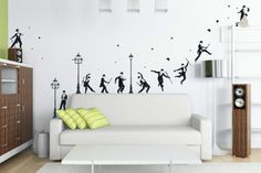 Starlight Dancing Wall Decal Sticker Wall Decal at AllPosters.com