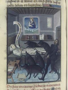 The Devil And The Monk Recipe — Dishmaps