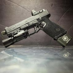 Keep calm and glock on. - So much swine in one picture! (posted and stipple...