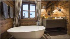 fürdőszoba alpesi vidéki házban - lakások, otthonok 11