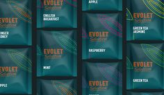 Evolet Selection HoReCa Tea Range
