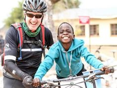 Nedbank Tour de Tuli 2017 #MakeADifference #fundraising #ChildrenintheWilderness Mountain Bike Tour, Mountain Biking, Wilderness, South Africa, Motorcycle Jacket, The Past, Tours, Zimbabwe, Children