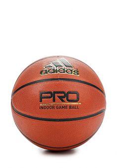 Классический баскетбольный мяч NEW PRO BALL от adidas Performance. Оболочка модели изготовлена из фактурной резины высокой прочности, бутилкаучуковая камера надежно удерживает воздух. Детали: декоративный принт в виде логотипа бренда. http://j.mp/1nYzNKh