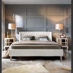 Łóżko Grace
