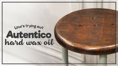 Hårdvaxolja - Autentico - Hard wax oil