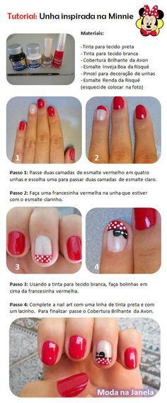Pinspire - unhas